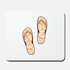 Orange Flops Mousepad