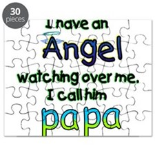 ANGEL CALLED PAPA.png Puzzle