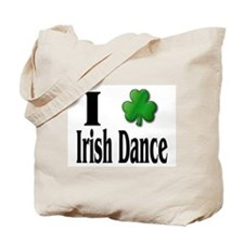<b>I Irish Dance</b><br> Tote Bag