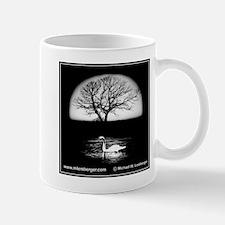 Swan and Tree Mug