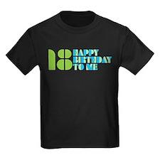 Happy Birthday 18 T
