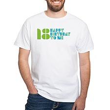 Happy Birthday 18 Shirt