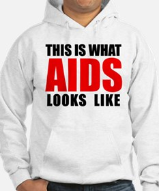 What AIDS looks like Hoodie