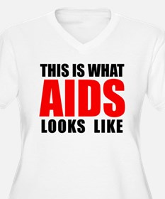 What AIDS looks like T-Shirt
