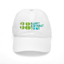 Happy Birthday 38 Baseball Cap
