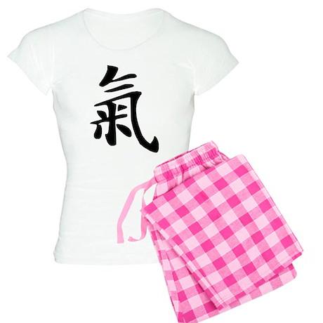 Chi or Qi Women's Light Pajamas