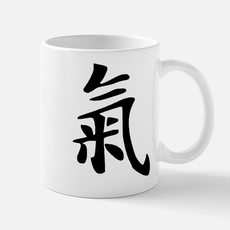 Chi or Qi Mug