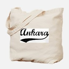 Vintage Ankara Tote Bag