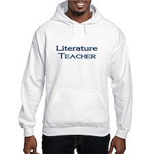 Literature Teacher Hoodie