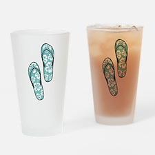 Aqua Flops Drinking Glass