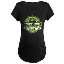 Courchevel Green T-Shirt