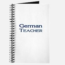 German Teacher Journal
