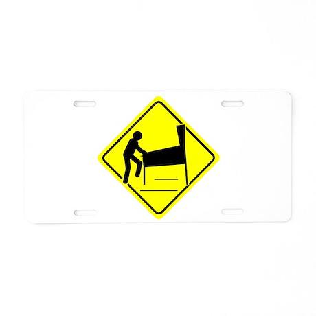Funny - Caution Pinball Wizard Player Arcade Sign