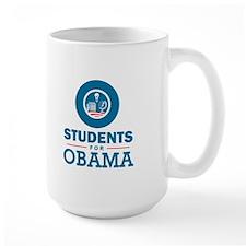 Students for Obama Mug