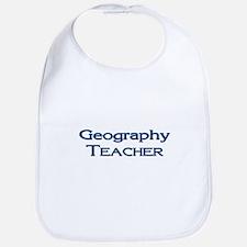 Geography Teacher Bib