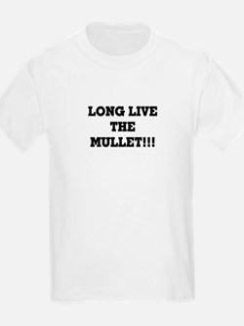 Long Live the Mullet!!! Kids T-Shirt