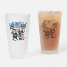 2002 Roosevelts Drinking Glass