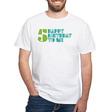 Happy Birthday 5 Shirt