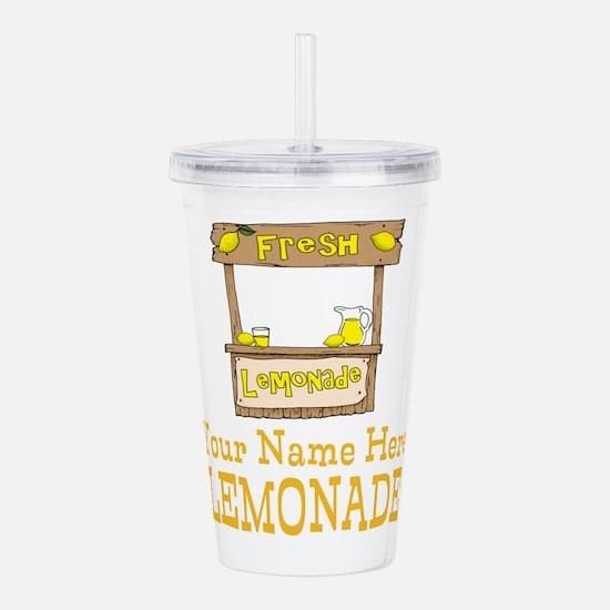 Lemonade Stand Acrylic Double-wall Tumbler