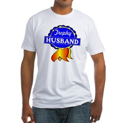 Trophy Husband Ribbon Shirt