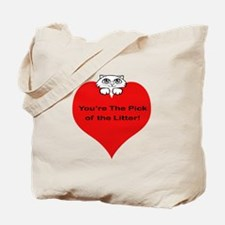 litter.png Tote Bag