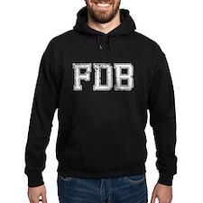 FDB, Vintage, Hoodie