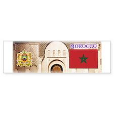 Morocco.jpg Bumper Sticker