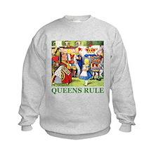 Queens Rule Jumpers