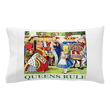 Queens Rule Pillow Case
