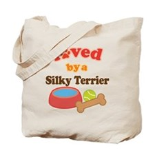Silky Terrier Dog Gift Tote Bag