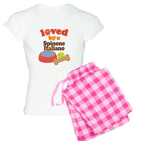 Spinone Italiano Dog Gift Women's Light Pajamas