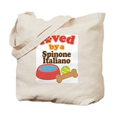 Spinone Italiano Dog Gift Tote Bag