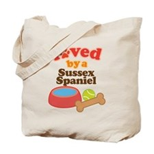 Sussex Spaniel Dog Gift Tote Bag