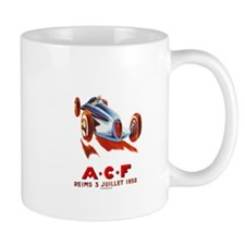 A.C.F Reims - auto race Mug