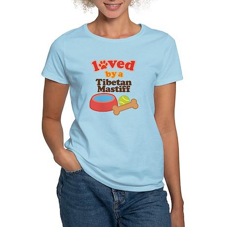Tibetan Mastiff Dog Gift Women's Light T-Shirt
