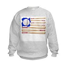 Patriotic Baseball Sweatshirt