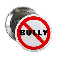 "No Bully 2.25"" Button"
