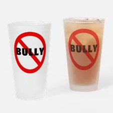 No Bully Drinking Glass