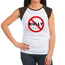 No Bully Women's Cap Sleeve T-Shirt