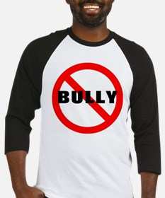 No Bully Baseball Jersey