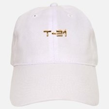 T-21 Metal on Fire Baseball Baseball Cap