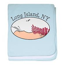 Long Island NY baby blanket