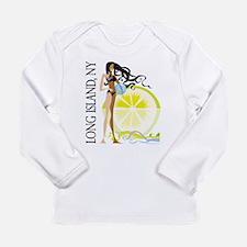 Long Island Long Sleeve Infant T-Shirt