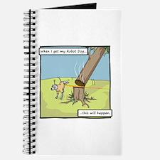Buy Me A Robot Dog - Marking Journal