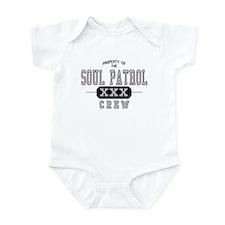 Property of Soul Patrol Infant Creeper