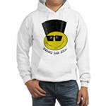 Respect your bitch! Hooded Sweatshirt
