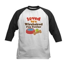 Wirehaired Fox Terrier Dog Gift Tee