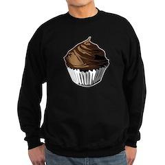Chocolate cupcake Sweatshirt (dark)