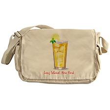 Long Island Iced Tea Messenger Bag