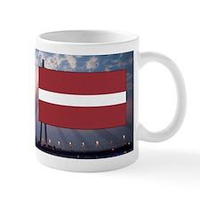 Cute Latvia europe Small Mug
